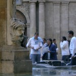 rallye urbain au GPS, incentive à Aix en Provence