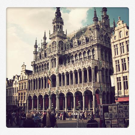 rallye incentive Bruxelles