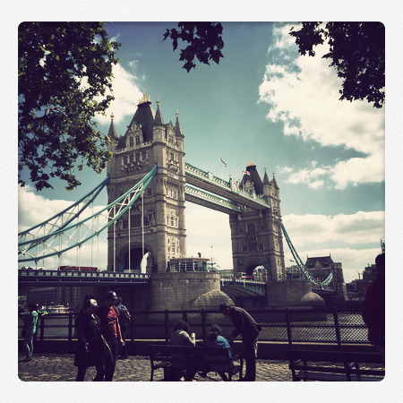 rallye GPS incentive Londres